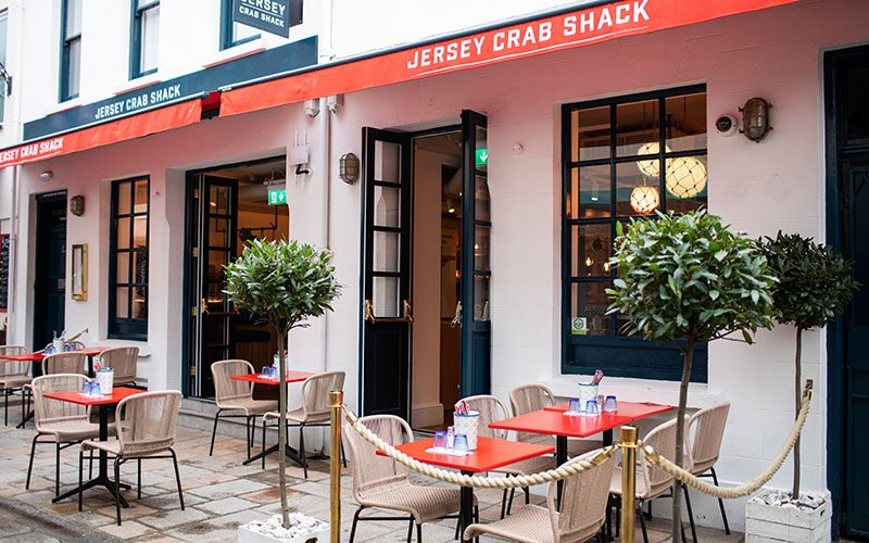 Jersey Crab Shack St Helier